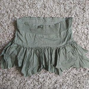 Speechless Skirt